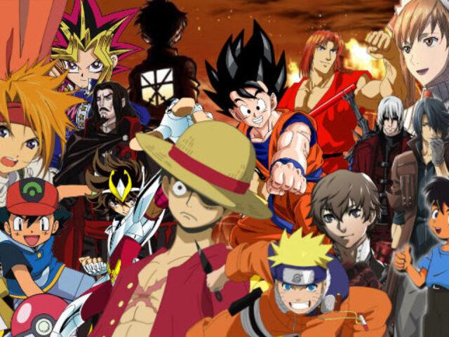 Adivinhe o anime (mais de 75 animes!)