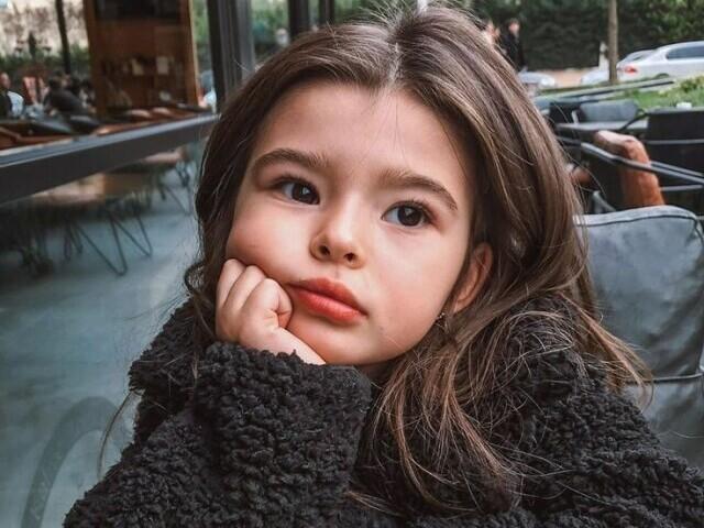 Qual seria o nome francês da sua filha?