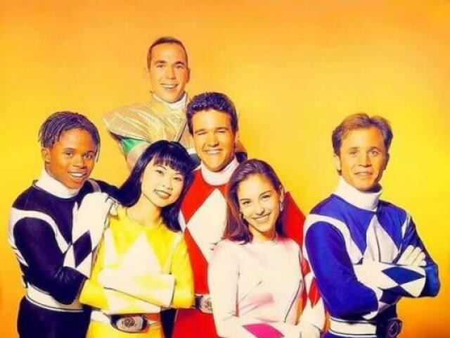 Quiz-você realmente conhece os Power Rangers originais?