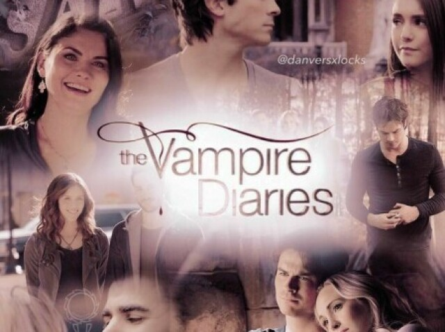 Você conhece The Vampire Diaries?