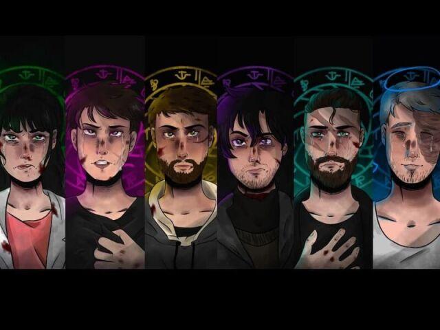 Quem da 'Equipe E' você seria?
