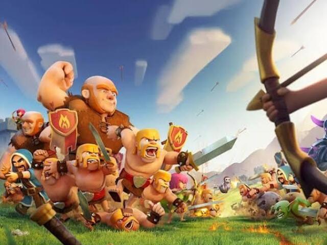 Qual PET você seria de Clash of Clans?