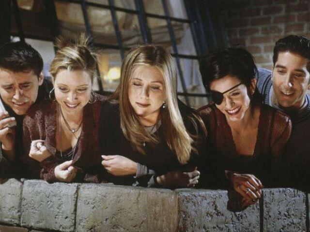 O que você sabe sobre Friends?
