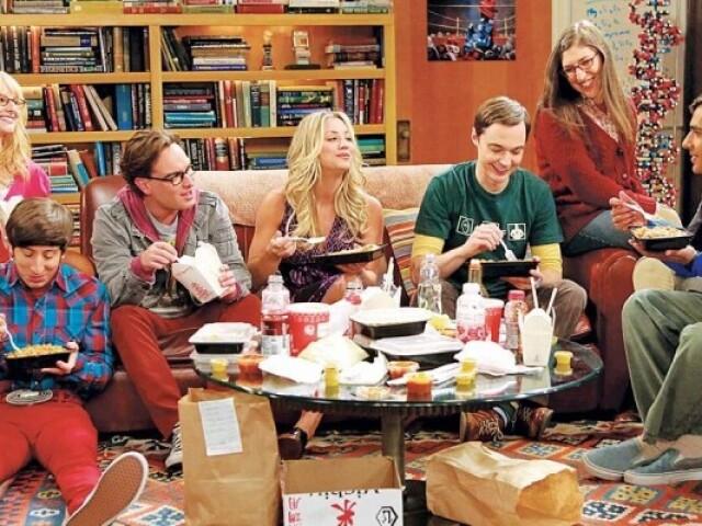 O que você sabe sobre The Big Bang Theory?