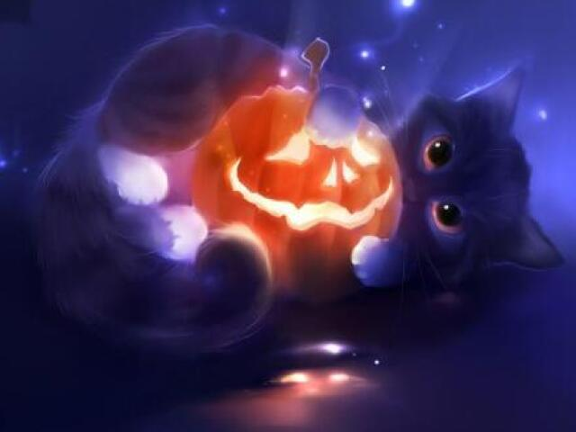Em que criatura você se transforma no Halloween?