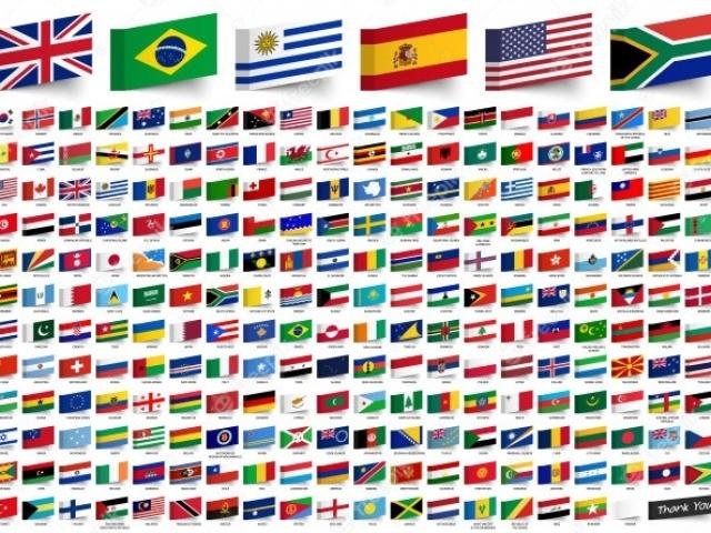 Quiz de bandeiras!