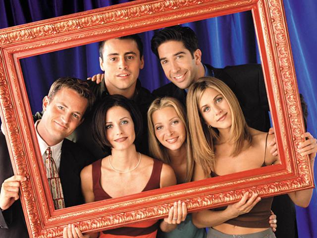 Você sabe o nome desses personagens de Friends?