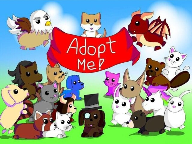 Você conhece Adopt Me!? (Fácil)