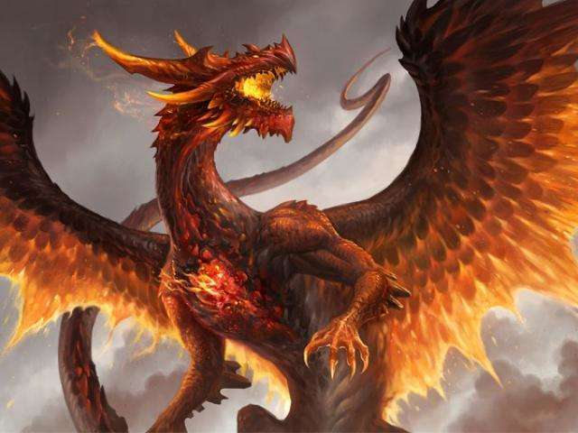 Qual é o seu dragão elementar?