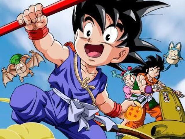 Você sabe tudo sobre Dragon Ball Clássico?