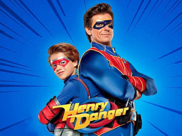 """Qual personagem de """"Henry Danger"""" você seria?"""