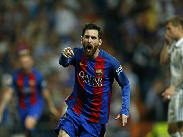 Quiz sobre Messi