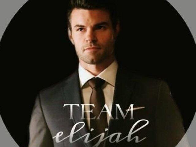 Você conhece Elijah Mikaelson?