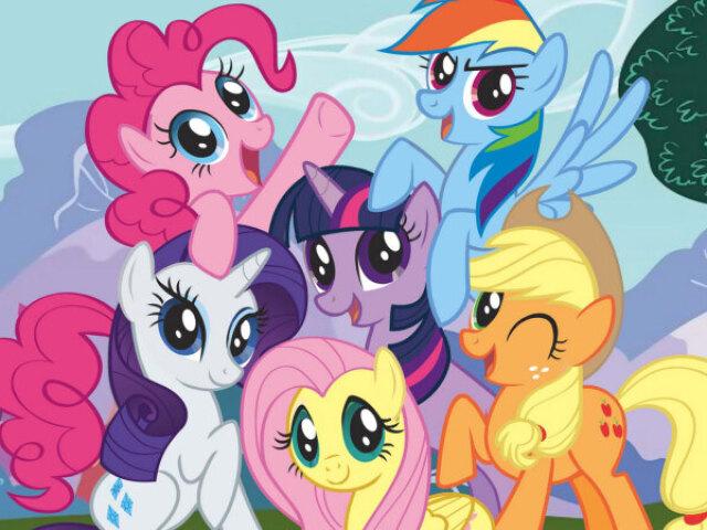 Você conhece os personagens de My Little Pony?