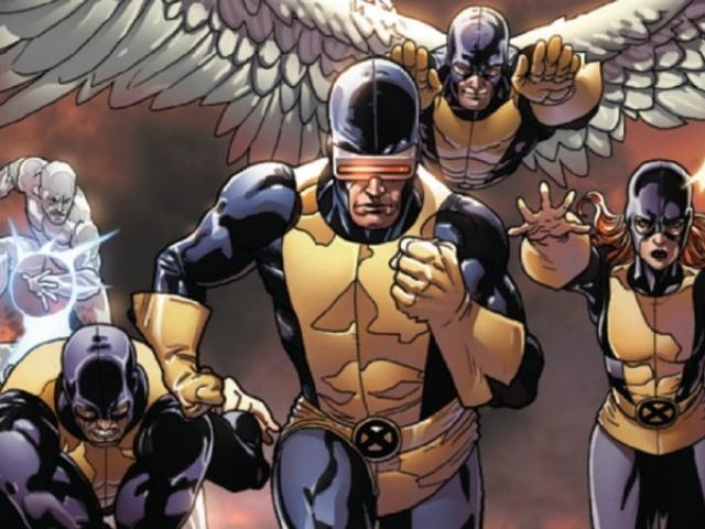 Qual X-men original você seria?