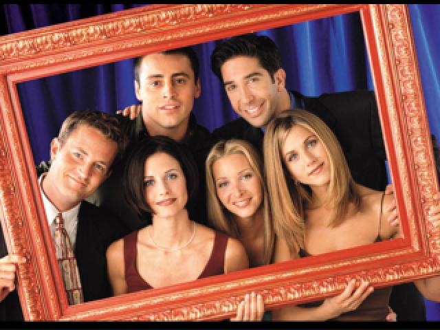 Você conhece tudo de Friends?