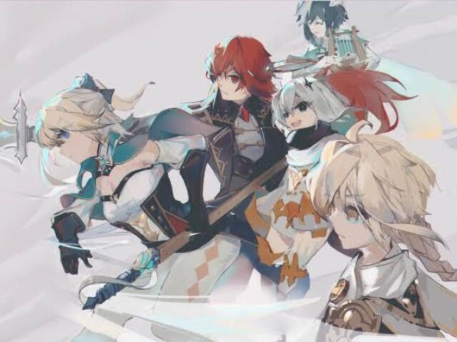 Genshin Impact (RPG) (Parte 5)