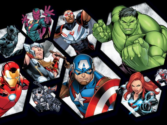 Descubra qual personagem do Universo Marvel você seria!