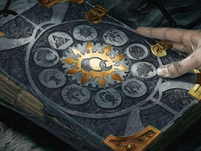 Qual seria sua magia em um mundo mágico? (RPG)