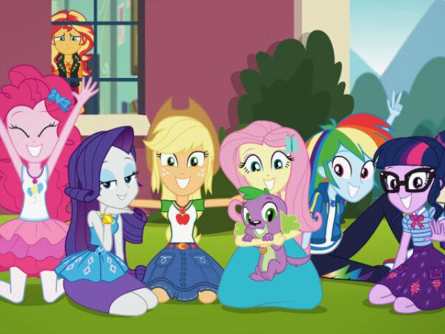 Quem do My Little Pony você seria?