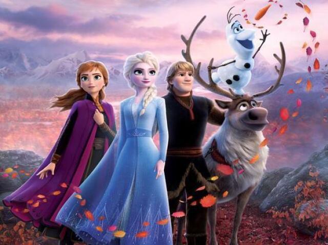 Você conhece mesmo o filme Frozen?