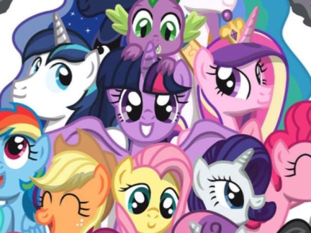 My little pony: A amizade é mágica