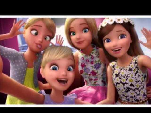 Qual irmã da barbie vc é