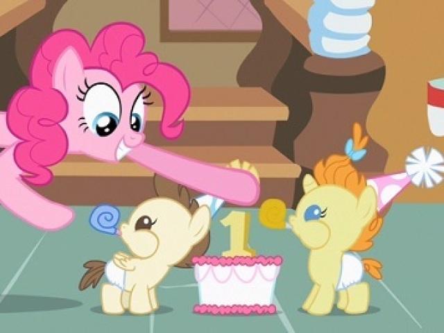 Qual potrinho(a) você seria em My Little Pony? 2