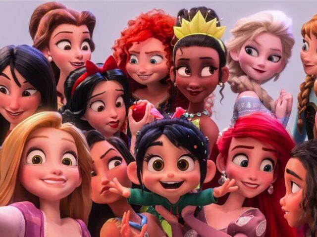 Qual personagem da Disney você seria?