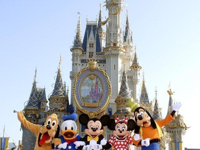 Como seria sua viagem para a Disney?