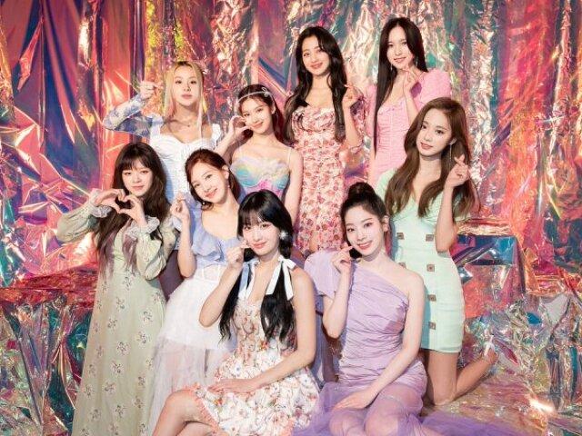 ⫷Monte o seu girl group de k-pop⫸