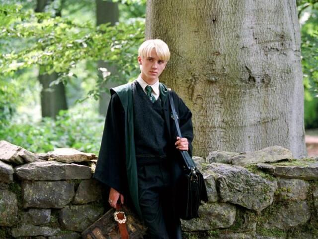 Você conhece o Draco Malfoy?
