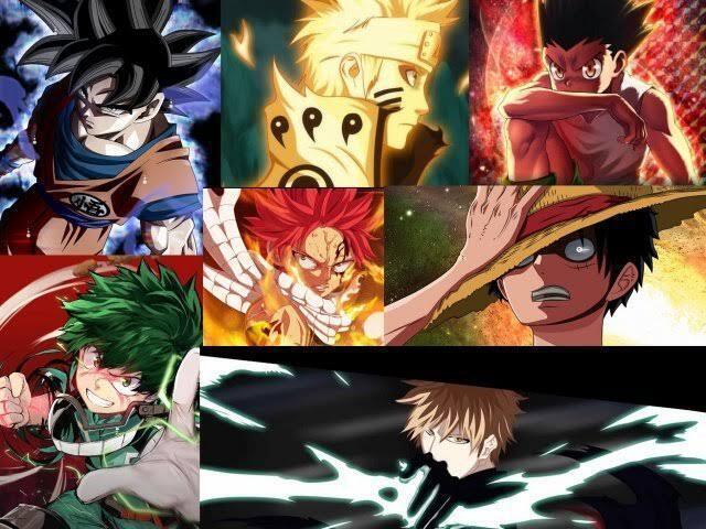 Qual protagonista dos animes você seria?