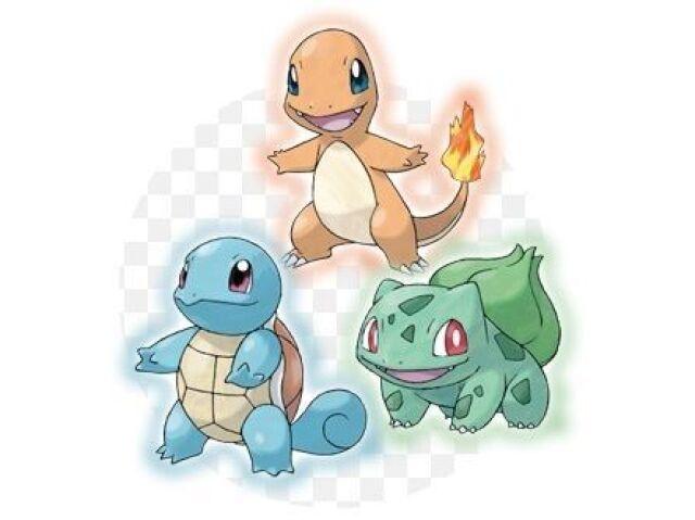 Qual Pokémon do Ash em Kanto você seria?