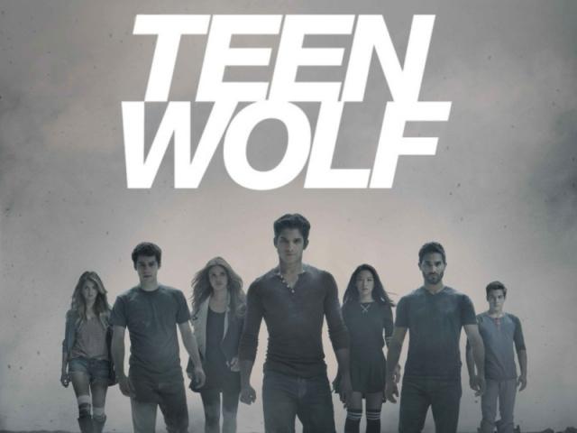 O que sabes de Teen Wolf?