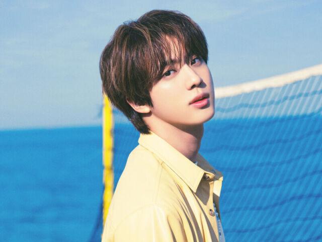 Você conhece o Jin do BTS? (35 perguntas)