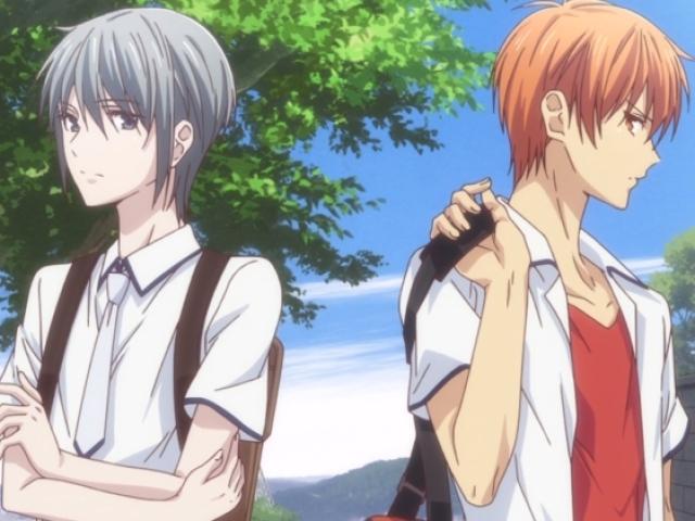 Quem você namoraria? Kyo ou Yuki?