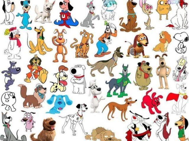 Nos diga com quais personagens você se identifica e te diremos qual raça de cachorro você seria