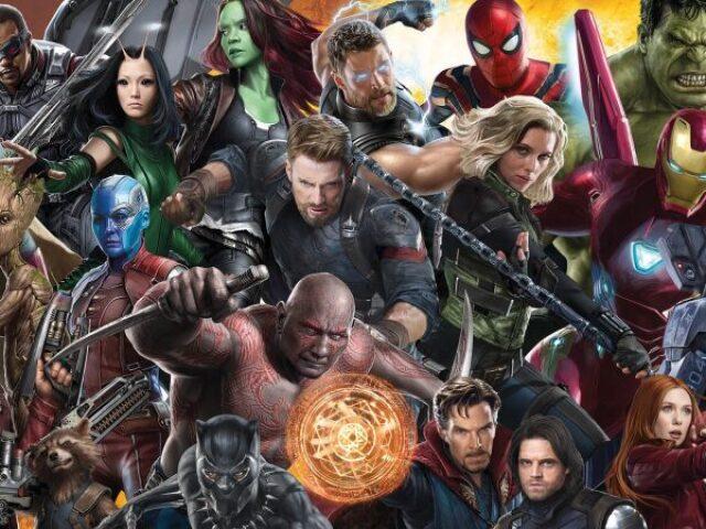Que personagem da Marvel você seria?