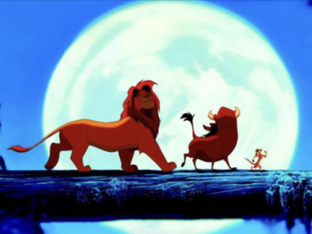 Maior teste da Disney!
