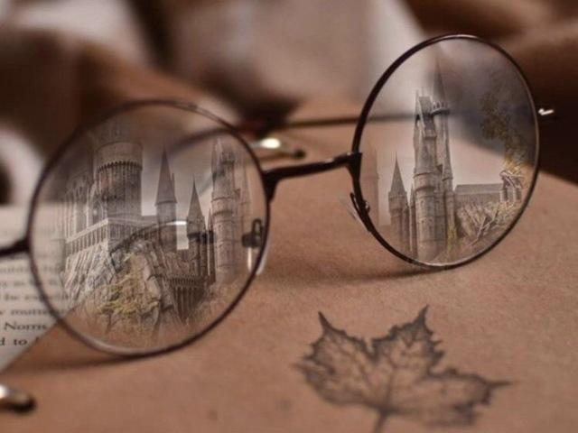 De qual casa de Hogwarts você seria?