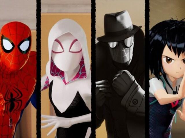 Você conhece as versões do Homem-Aranha?