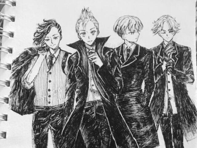 Você realmente conhece Tokyo Revengers?