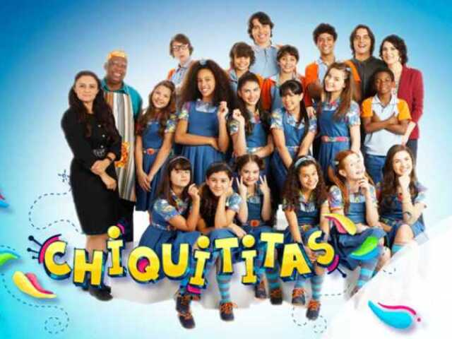 Quem eu sou de Chiquititas!