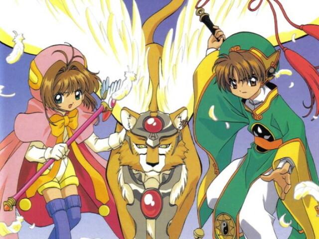 Quem sou eu em Cardcaptor Sakura?
