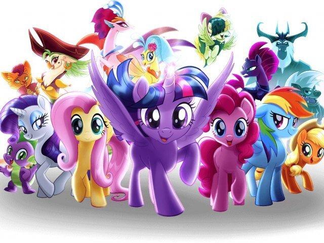 Quem você seria My Little Pony?
