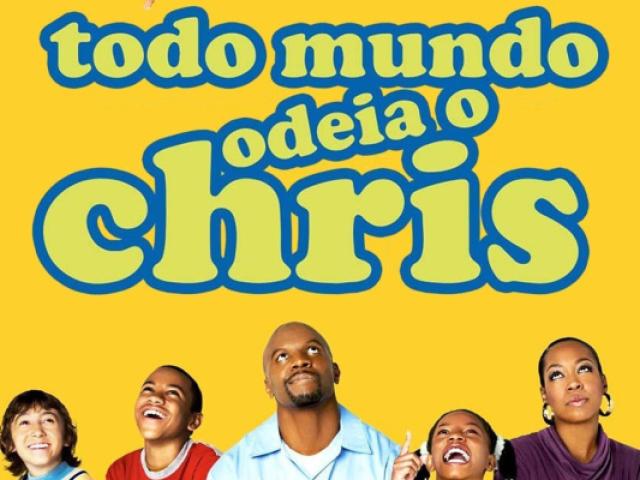 Quem você seria em 'Todo Mundo Odeia O Chris'?