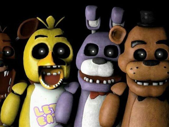Quem é você em Five Nights at Freddy's 1?