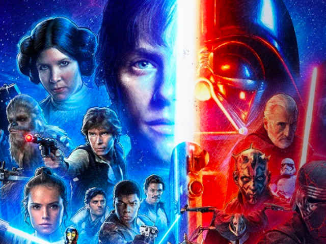 Quiz Star Wars!
