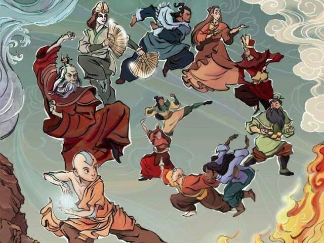 Qual seria a sua dobra em Avatar?